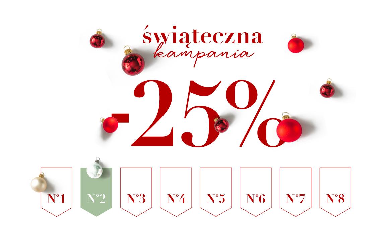 Świąteczna Kampania -25% wyruszamy w las - Home & You