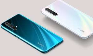 Smartfon Realme X3 SuperZoom 12+256GB Arctic White 120Hz (oraz Glacier Blue)