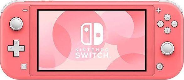 Nintendo Switch Lite Różowy