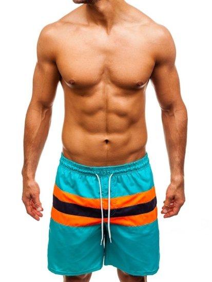 Denley - Męskie spodenki kąpielowe w różnych kolorach