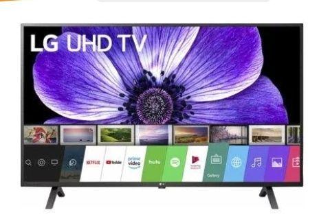 "Telewizor LG 70"" 70UN70703LB 4K UHD, Smart TV, TruMotion 100 - RTVEUROAGD"