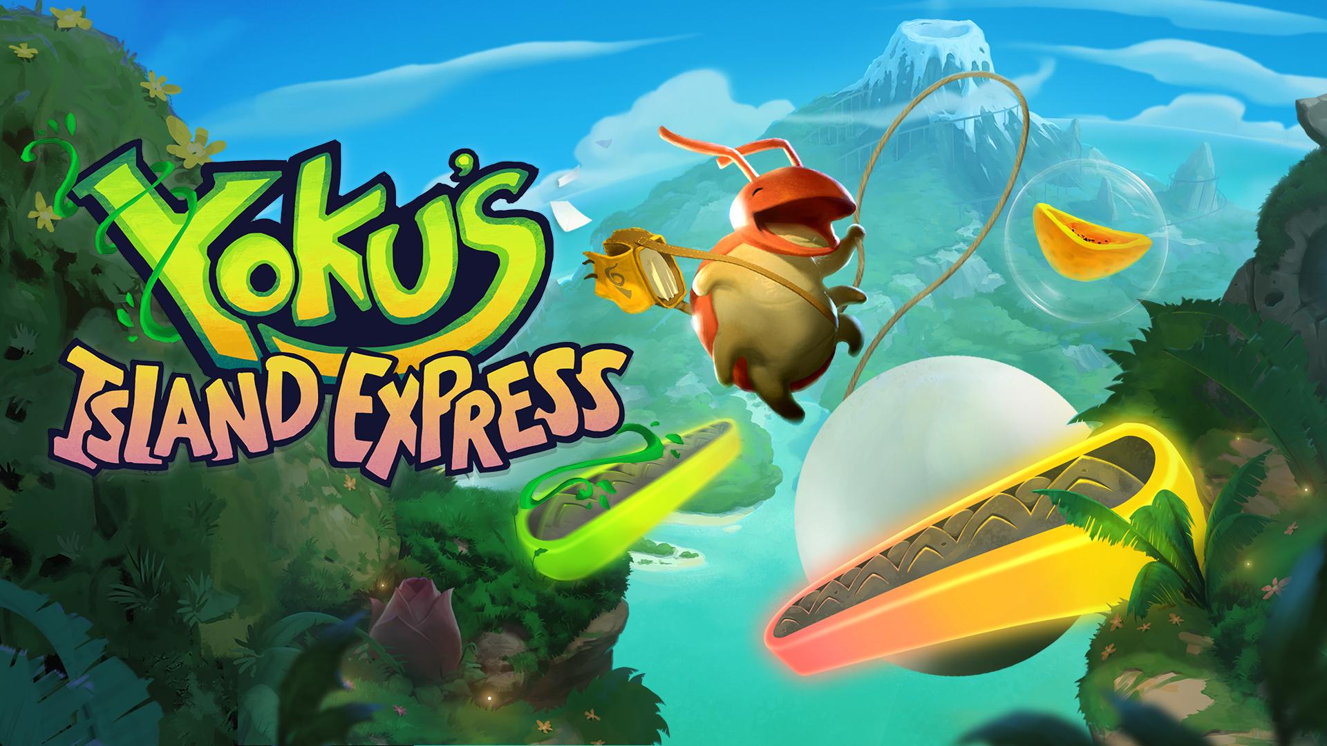 Yoku's Island Express Nintendo Switch