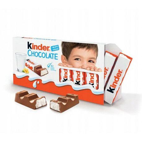 Kinder Czekolada -50% (Lidl lokalnie, kupuję nie marnuję, długi termin)