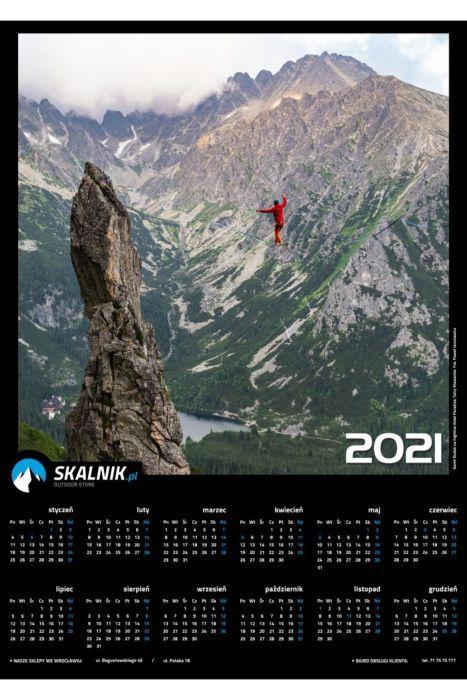 Kalendarz Skalnik