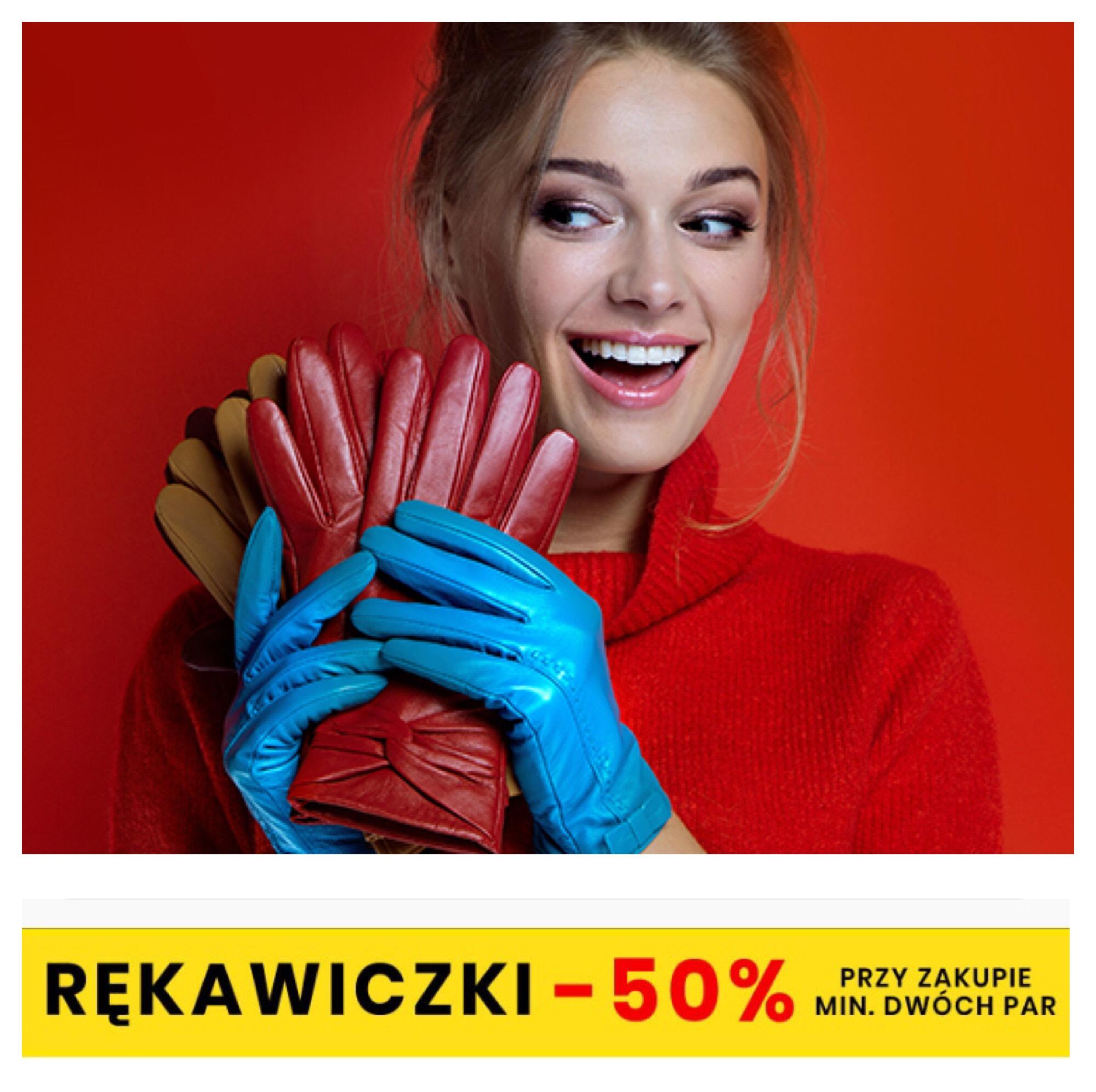 Rękawiczki WITTCHEN -50% przy zakupie 2 par