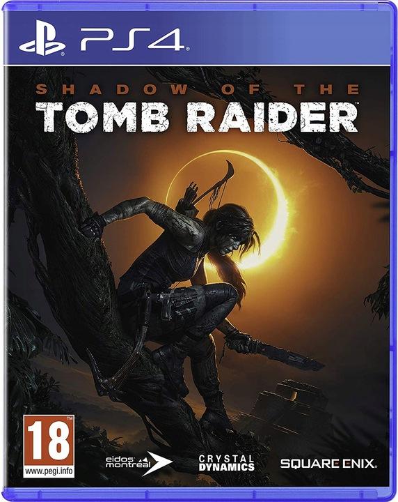 Shadow of the Tomb Raider PS4 Polski Dubbing