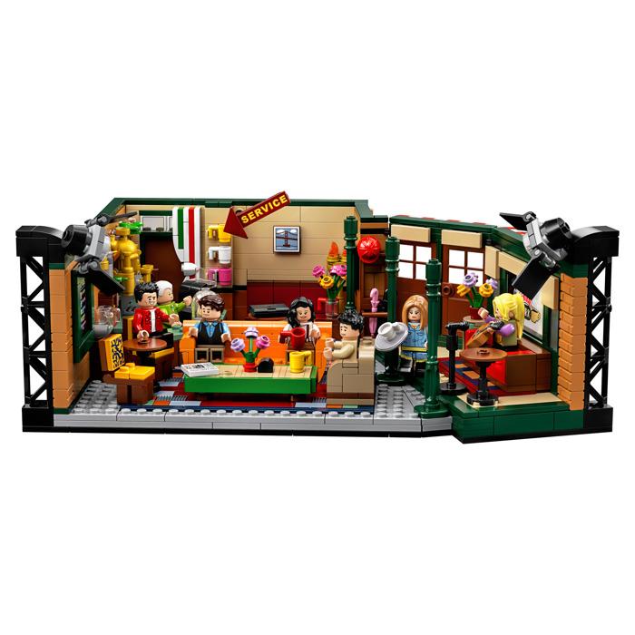 LEGO Ideas 21319 Central Perk - Friends + Wiele Innych zestawów