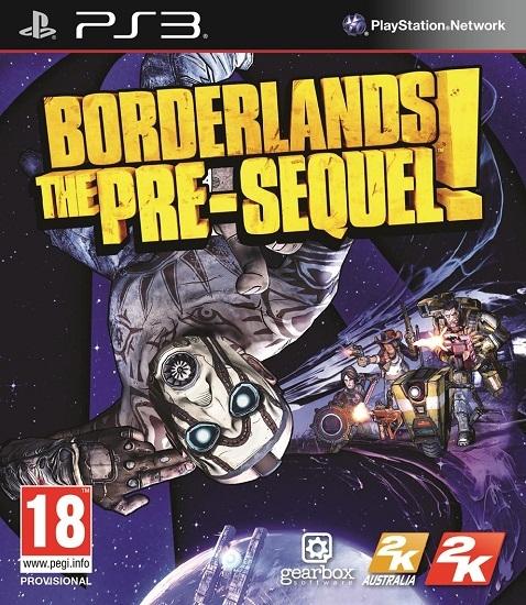 BORDERLANDS THE PRE-SEQUEL / PS3