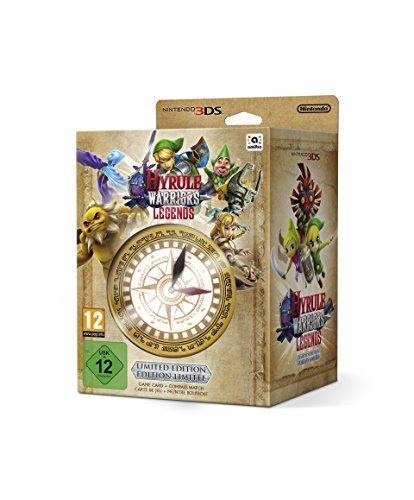 Hyrule Warriors: Legends - limitowana edycja (3DS) za ok. 135zł (możliwe 115zł) @ Amazon.de