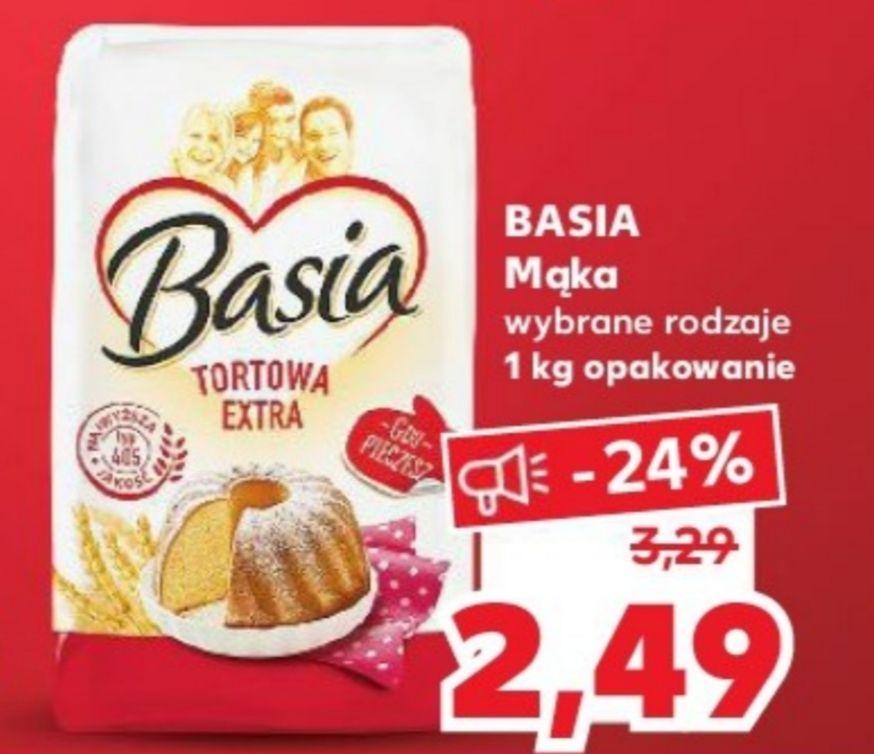 Mąka Basia Extra tortowa