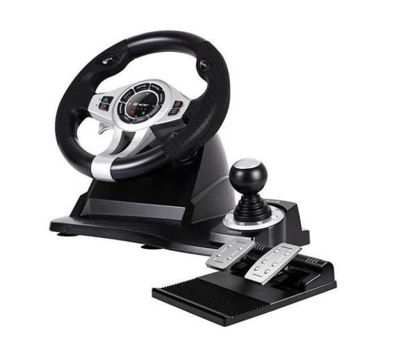 Kierownica Tracer Roadster 4w1 [PC, PS4, Xbox One] taniej o 27%