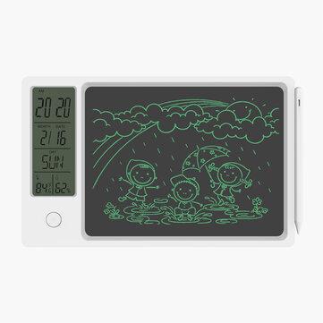 Newyes tablet 'notatkowy' wraz ze stacją pogody @ banggood