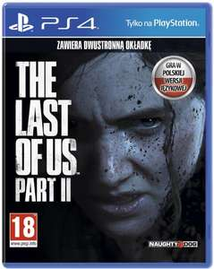 Gra PS4 The Last Of Us Part II 2 Polski dubbing