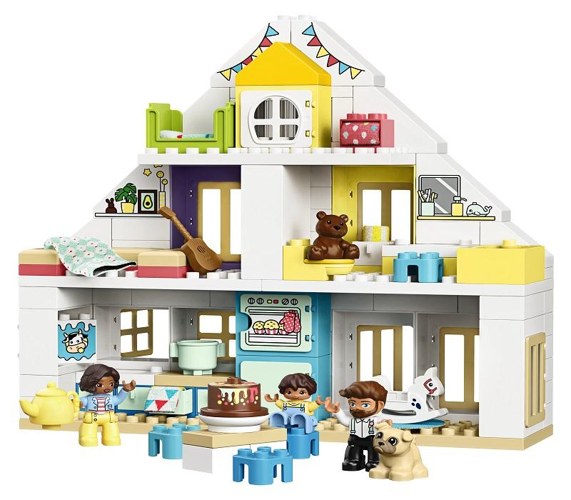 Lego Duplo klocki Wielofunkcyjny Domek 10929 (tylko dla posiadaczy Empik Premium)