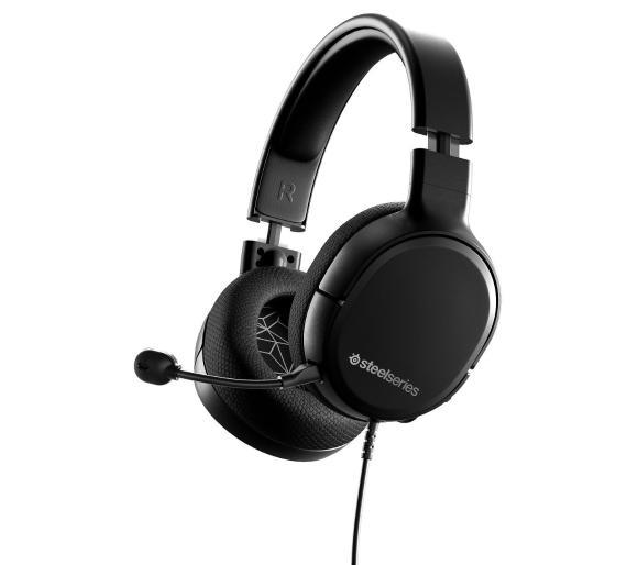 SteelSeries Arctis 1 - Przewodowe słuchawki z mikrofonem