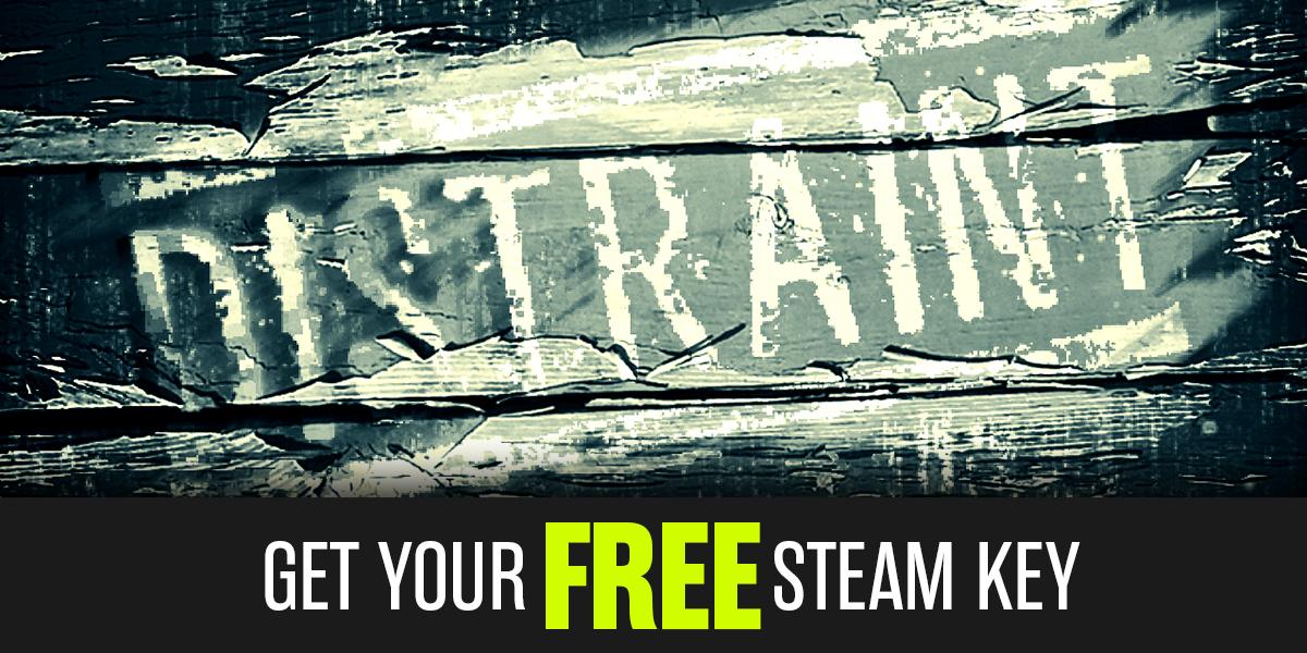 DISTRAINT (klucz steam) za darmo!