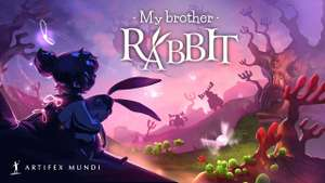 My Brother Rabbit i inne gry Artifex Mundi na PS4
