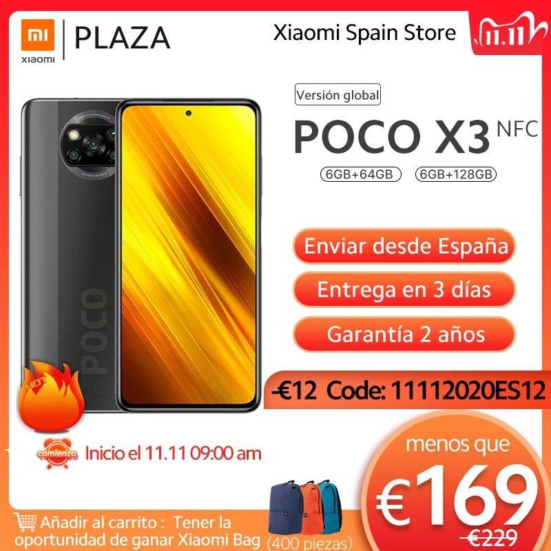 Poco X3 NFC 6/128 na 11.11