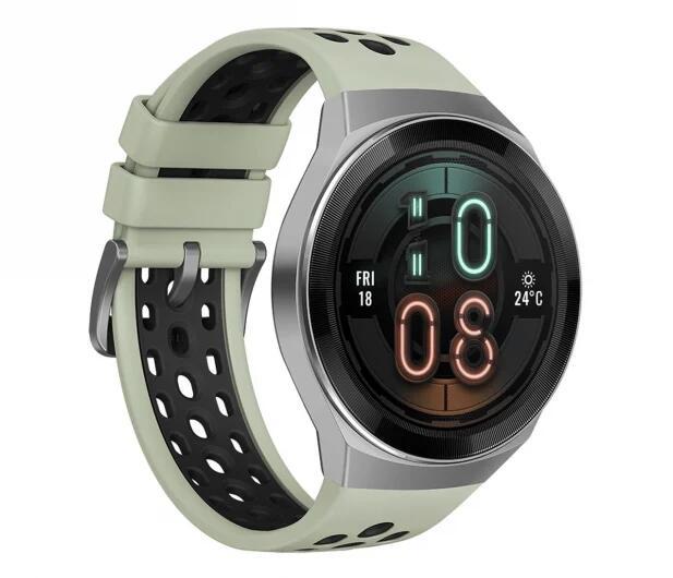 Huawei Watch GT 2e - zielony