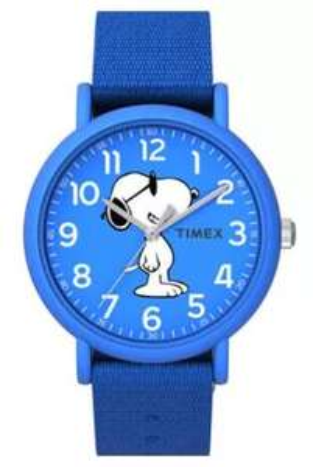 Zegarek Timex, Weekender Snoopy
