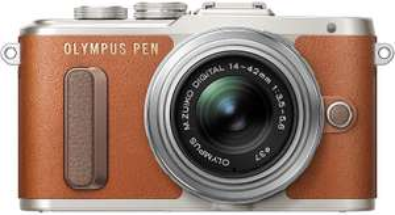 Olympus PEN E-PL8 IIR + karta SD 64GB