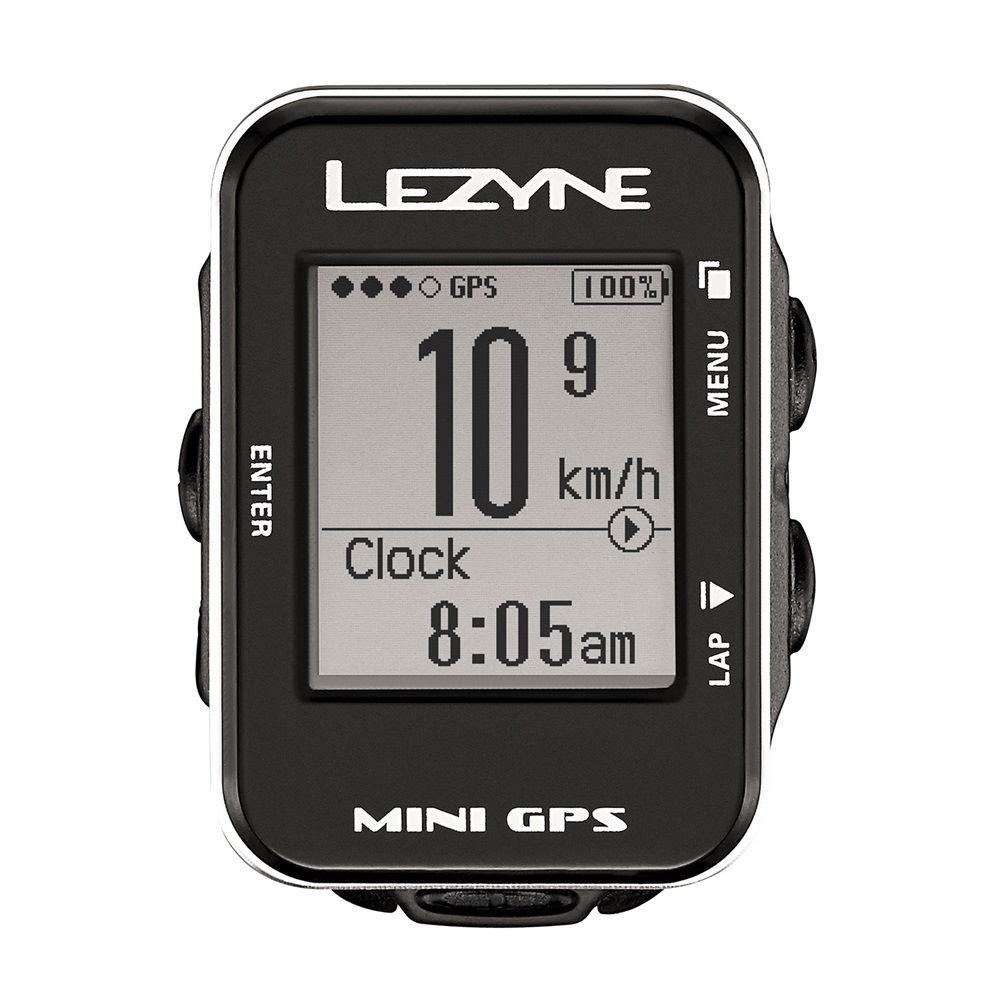 Komputerek rowerowy - Lezyne Mini GPS + wysyłka