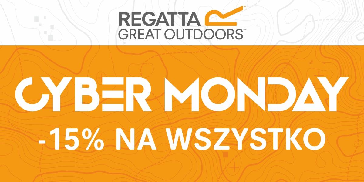 [Cyber Monday] Regatta dodatkowe -15%