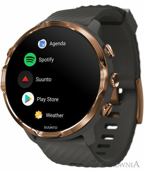 Zegarek smartwatch Suunto 7 wszystkie kolory