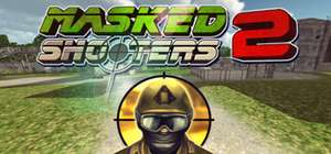 Masked Shooters 2 za darmo na Steam
