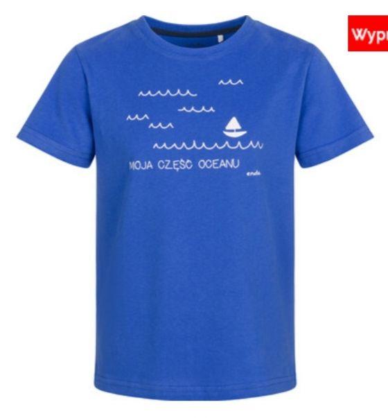 [ZESTAWIENIE] Chłopięce koszulki. Rozm. głównie 92, 98. 100% bawełna. 70% wyprzedaż
