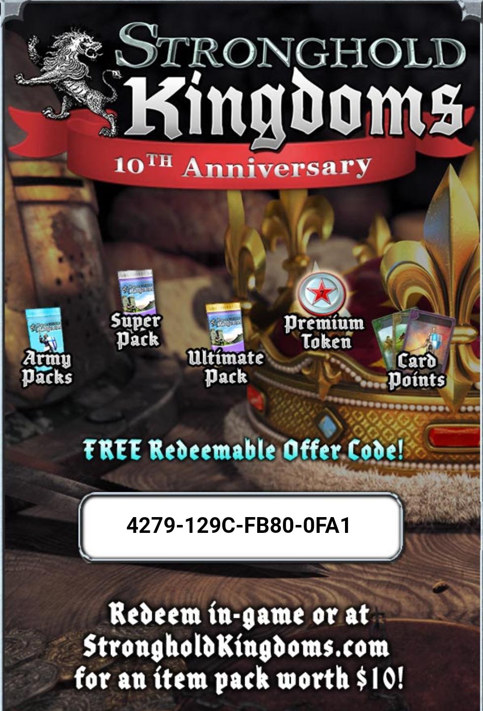 Stronghold Kingdoms - Darmowe cyfrowe dobra