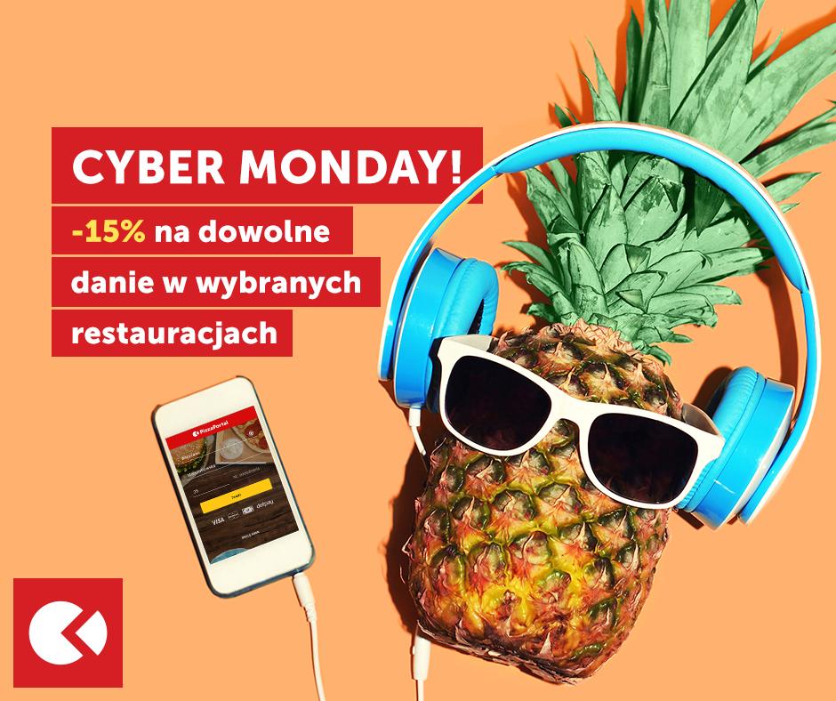 -15% na dowolne danie w wybranych restauracjach na PizzaPortal.pl