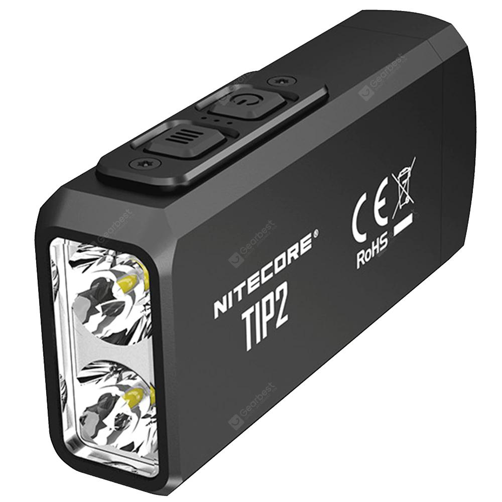 Latarka Nitecore TP2 (breloczek, 720lm, wbudowana bateria) @ Gearbest