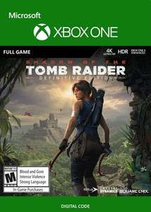 Shadow of the Tomb Raider (Definitive Edition) (Xbox One) w najniższej cenie