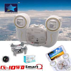 Cheerson CX-10WD-TX Mini Wifi FPV za $19.99 @Ebay