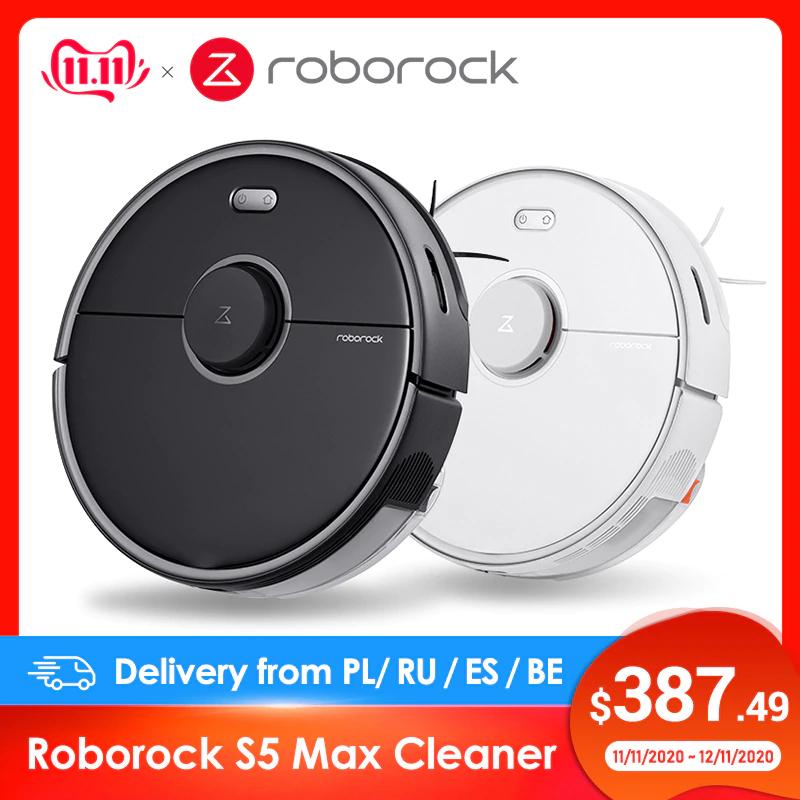 Odkurzacz Roborock S5 Max na 11.11