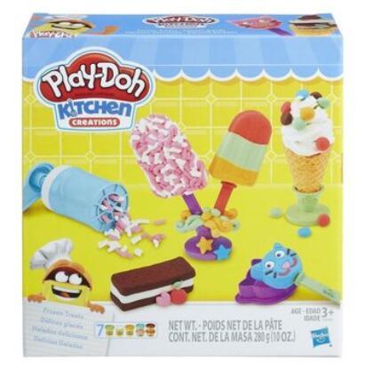 Play Doh, ciastolina Lodowe Smakołyki