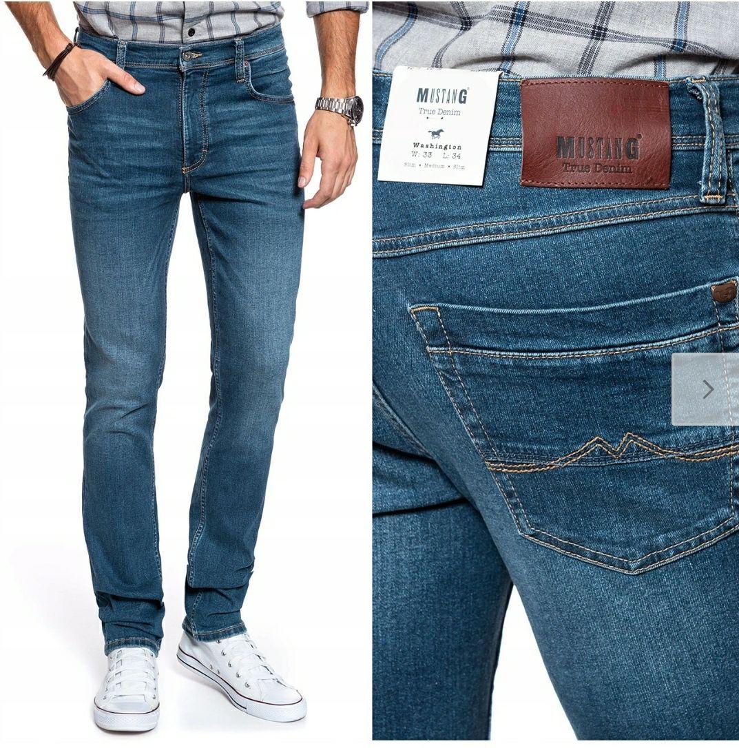 Męskie jeansy Mustang Washington