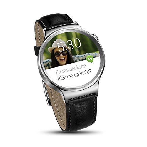 Smartwatch Huawei Classic Leather za 880zł (zamiast 1220zł) @ Amazon.de