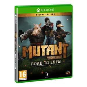 Xbox One Mutant Year Zero: Road to Eden Edycja Deluxe