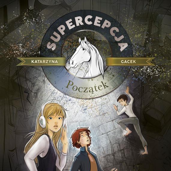 """Za darmo audiobook """"Supercepcja. Początek"""""""