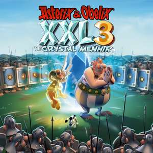 Asterix & Obelix XXL3: The Crystal Menhir - Nintendo Switch