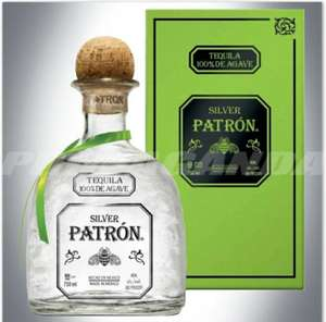 Tequila PATRON Silver 0.75 L