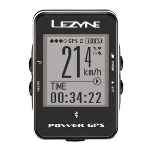 Komputerek rowerowy - Lezyne Power GPS