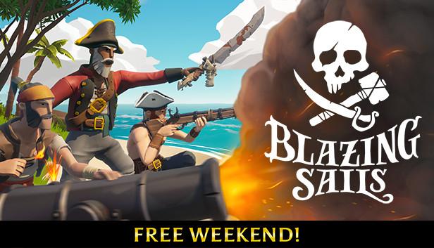 Darmowy weekend Blazing Sails: Pirate Battle Royale