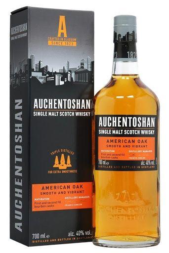 Biedronka, Whisky Auchentoshan American Oak