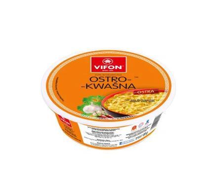 Zupa ostro-kwaśna VIFON miska