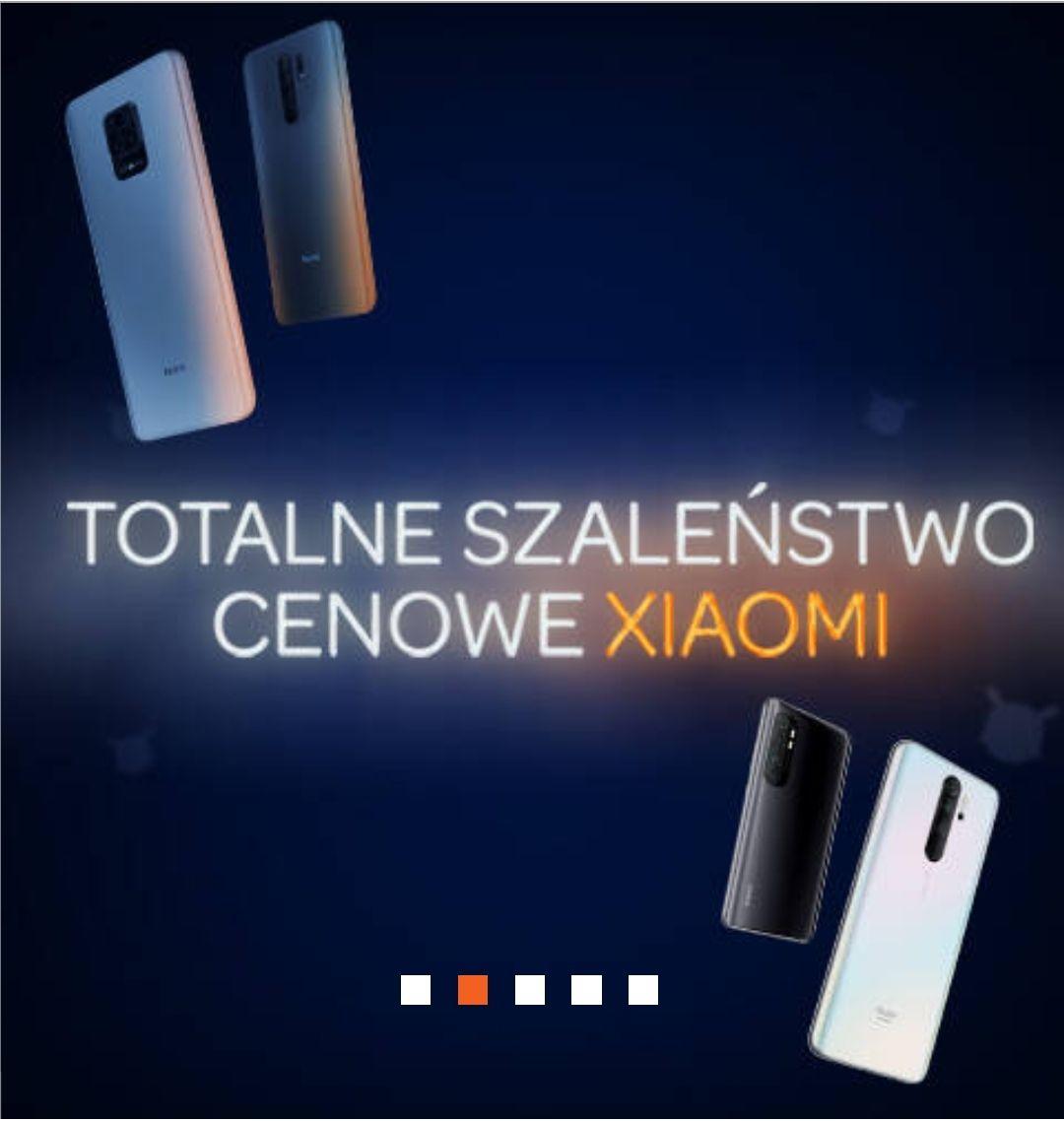 Promocje na Xiaomi Redmi 9, Redmi 9c, Redmi Note 8 Pro , Redmi Note 9, Redmi Note 9 Pro, Mi Note 10 Lite