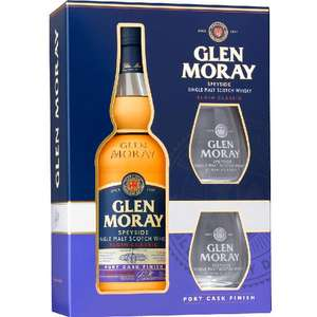 Whisky Glen Moray - promocja na kukunawa.pl