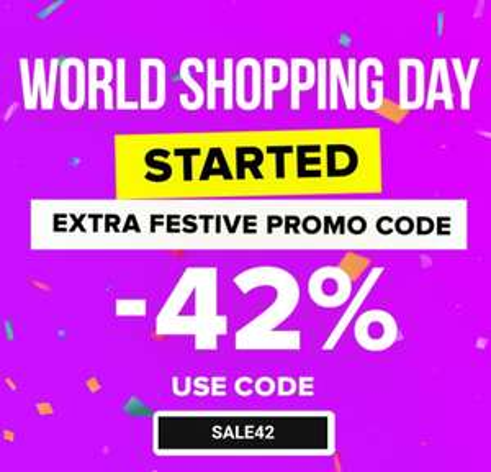 -42% na zakupy w WildBerries (odzież)